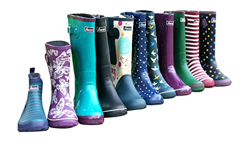Blue Navy Warm Women Rainboots Fleece Men Winter Liners amp; Cozy and Jileon Soft aSq4wxq76