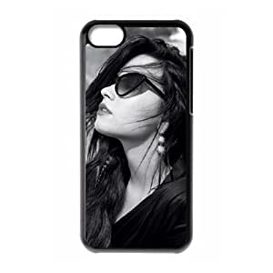 Demi Lovato iPhone 5c Cell Phone Case Black Gift pjz003_3155404