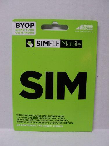 simple mobile sim kit - 5