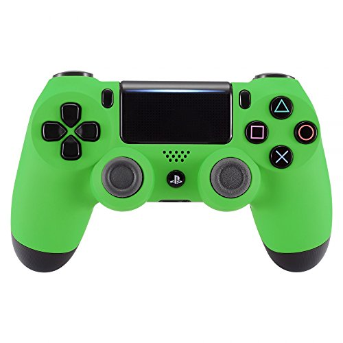 ps4 controller touchpad green - 7