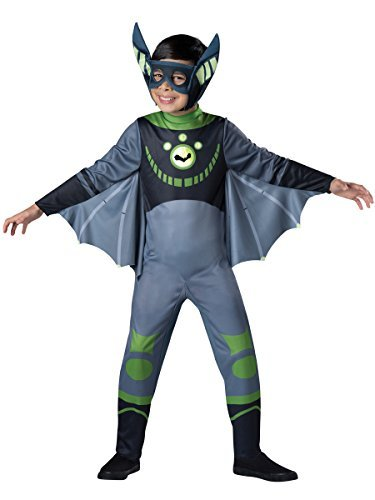 InCharacter Costumes Bat - Green Costume, One Color, Small]()