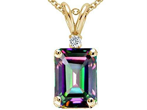 Tommaso Design Studio Tommaso Design(tm) Emerald Cut Rain...