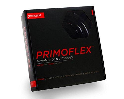 PrimoFlex Advanced LRT 1/2in. ID x 3/4in. OD Tubing Bundle (10ft pack) - Onyx Black