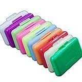 KISEER 24 Pack Colorful Orthodontic Wax Dental Wax