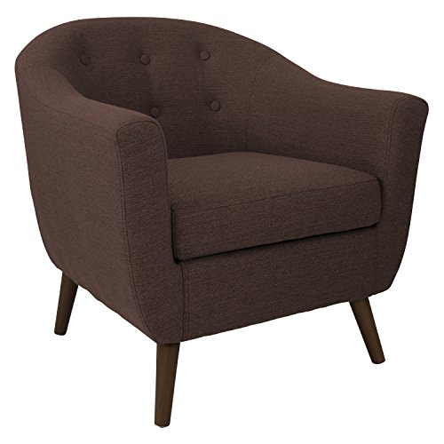 WOYBR CHR-AH-RKWL ESP Woven Polyester Fabric, Foam, Wood Legs, Rockwell Chair Review