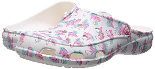 Pictures of Crocs Women's Freesail Flamingo Graphic Clog Crocs Freesail Summer Fun Clog 4