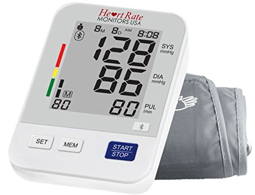 HRM USA U80IH BlueTooth Blood Pressure Monitor