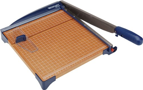 Westcott Guillotine Paper Trimmer - 12'' 1 pcs sku# 633569MA by Acme