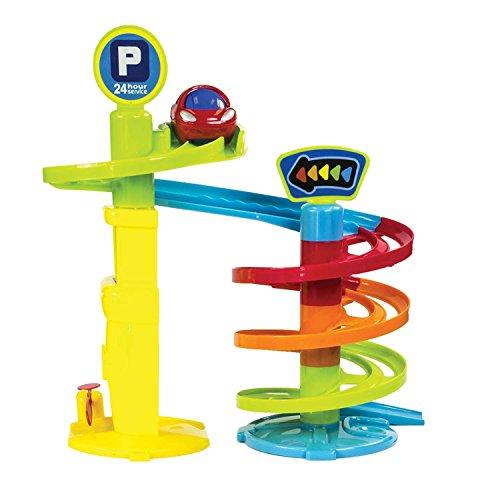 Kidoozie My First Zoomin' Garage Toy (Kidoozie My First Zoomin Garage By International Playthings)