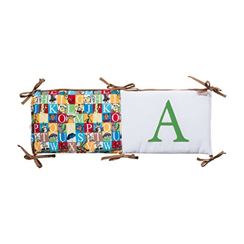 Trend Lab Dr Seuss Alphabet Seuss Crib Bumpers Bedroom