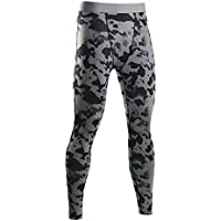 DALLNS Mens Compression Pants Jogger Fitness Excercise...