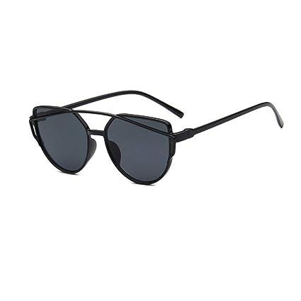 Amazon.com : YLNJYJ Marca De Moda Ojo De Gato Gafas De Sol ...