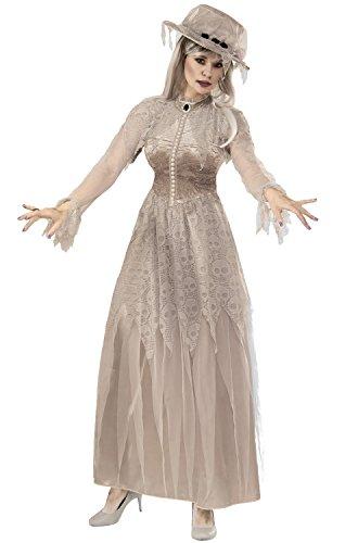 Forum Women's Victorian Ghost Costume, Multi, Standard