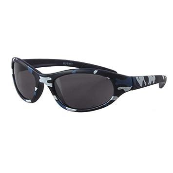 Defect Chicos Azul Camuflaje Gafas de Sol de Chico Cool ...