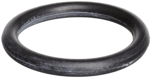- 210 Viton O-Ring, 75A Durometer, Black, 3/4