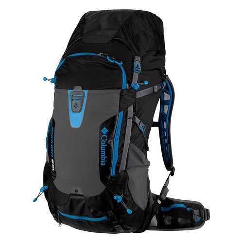 Columbia Endura Black 65 Backpack (Medium), Outdoor Stuffs