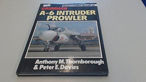 Grumman A-6 Intruder Prowler (Modern Combat Aircraft)