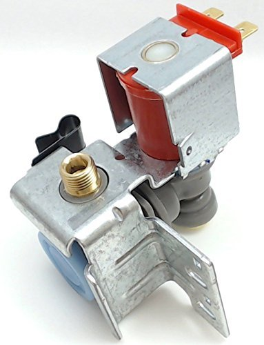 Refrigerator Water Valve for Whirlpool, Sears, AP3961809, PS1484648, 2315576 by Seneca River Trading