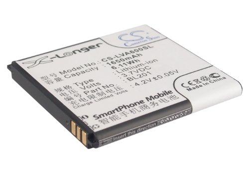 ビントロンズ交換バッテリーfor Lenovo a60 + B00XJXCMN8