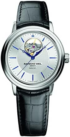 Raymond Weil Maestro Automatic Open Balance Wheel Men's Watch 2827-STC-65001 by Raymond Weil