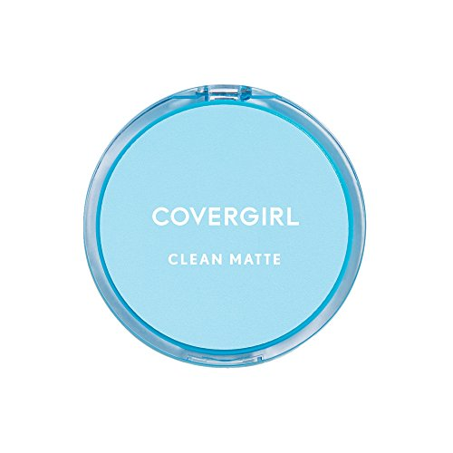 COVERGIRL Clean Matte Pressed Powder Medium Light 10 g