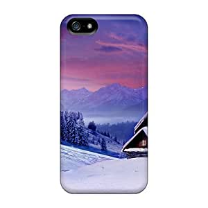 Series Skin For SamSung Note 2 Phone Case Cover (snow Four)