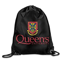 Queen's University Gym Drawstring Backpack Bag