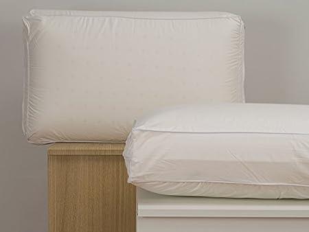 snuggledown supersoft foam pillow