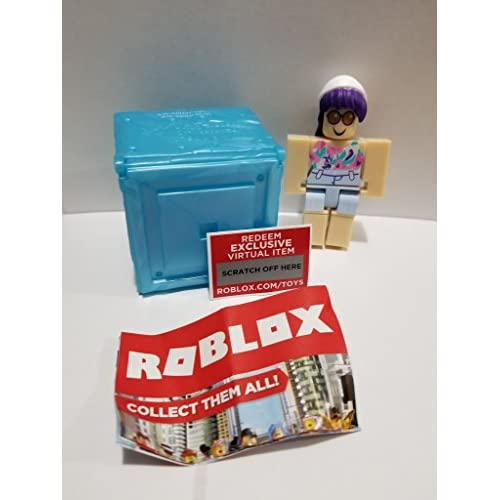 New Roblox Series 3 Top Roblox Runway Model Action Figure - watermelone roblox code