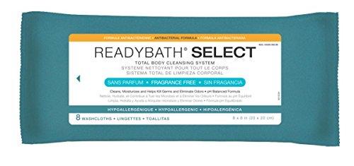 medline-msc095105-readybath-select-medium-weight-cleansing-washcloths-antibacterial-pack-of-240
