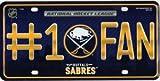 Buffalo Sabres #1 Fan Metal Li