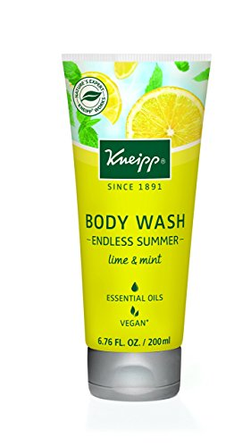 Kneipp Body Wash, Lime and Mint, 6.76 Fl Oz