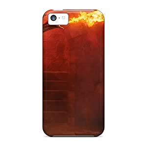 New Arrival Case Cover With KWbUKUH3332JpYDZ Design For Iphone 5c- Game Of Thrones Emilia Clarke
