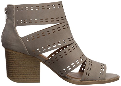 Taupe Qupid Femme Sandales Core 57 pour wRfFvRqX