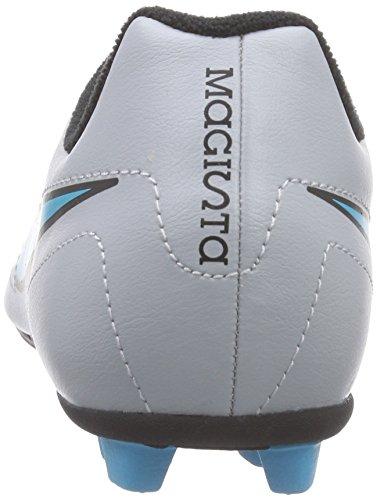 Nike Jr. Magista Ola Unisex-Kinder Fußballschuhe Grau (Wolf Grey/Trqs Blue-Blk-Blk 040)