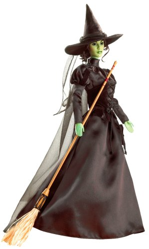 - Barbie Collector Wizard Of Oz Wicked Witch
