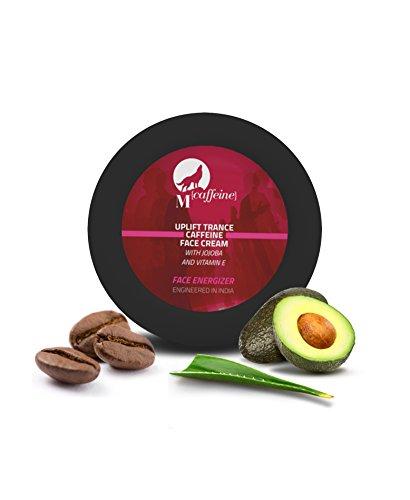 MCaffeine Uplift Trance Caffeine Face Cream – 50ml