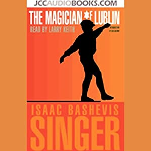 The Magician of Lublin  Audiobook