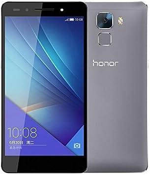 Huawei Honor 7 3 + 64GB de Huellas Digitales 4G LTE Dual Sim ...