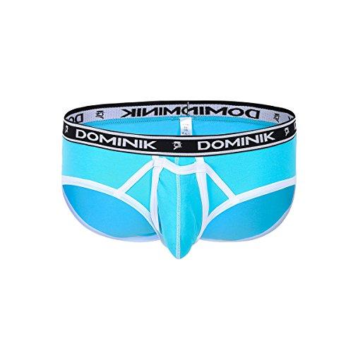 Dominik Mens Cotton Brief Underwear