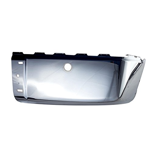 CarPartsDepot 2007-2014 Chevy Silverado Rear Facial End Extension Passenger Assy GM1105147