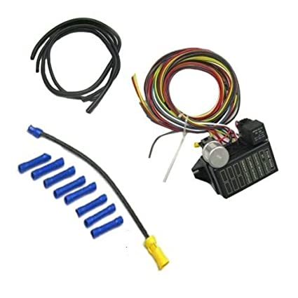 8 Circuit Wiring Harness - Wiring Diagram Write