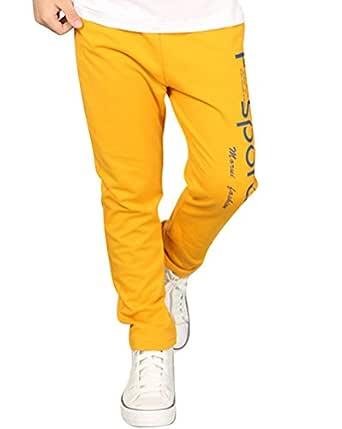 DianShao Pantalones De Deporte Niños Casual Impreso
