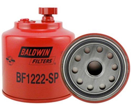 Baldwin Heavy Duty BF1222-SP Fuel Filter,5-1/4 x 4-9/32 x 5-1/4 In