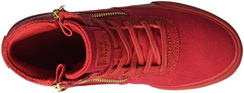 Supra Damen Cuttler Sneaker Risiko rot