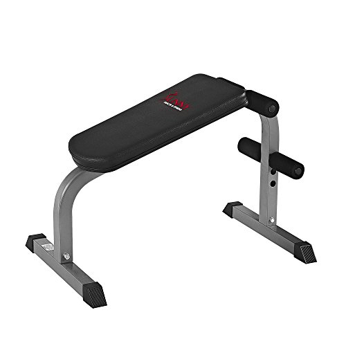 Sunny Health Fitness SF-BH6502 Heavy-Duty Sit-Up Bench