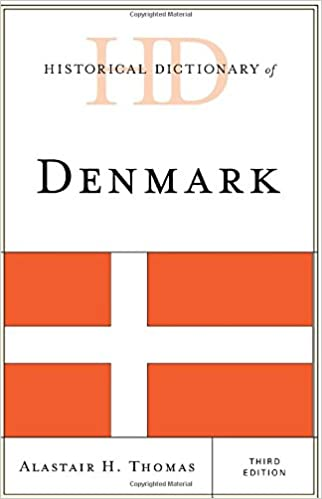 Book Hd of Denmark 3ed (Historical Dictionaries of Europe)