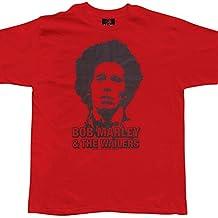 Bob Marley - Wailers Suede T-Shirt
