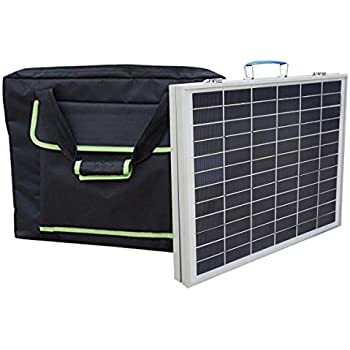Amazon Com Eco Worthy 40 Watts 12 Volts Portable