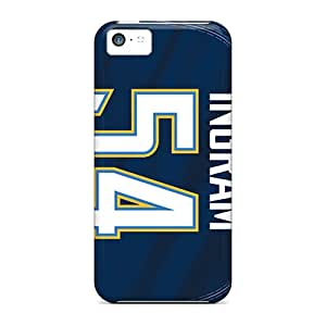 New Arrival Cases Specially Design For Iphone 5c (san Diego Chargers)